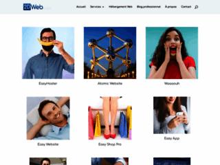 Détails : 2D Web