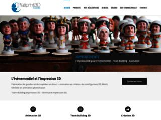 L'impression et la formation sur la formation 3D