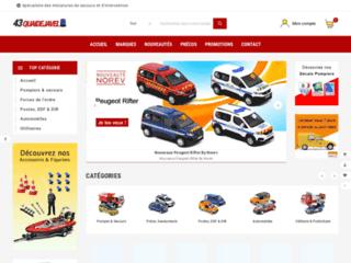 43 Quaidejavel - Vente en ligne de véhicules miniatures au 1/43e