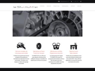 Détails : Garage automobile Montéal - 514Muffle
