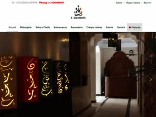 Détails : Spa Marrakech