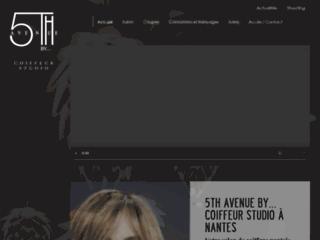 Coiffeur Nantes et salon de coiffure : 5thavenueby