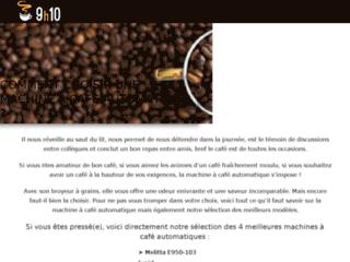 Comparatif des meilleures machines à café automatiques