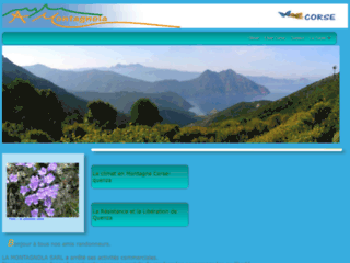 Randonn�es en Corse avec A Montagnola