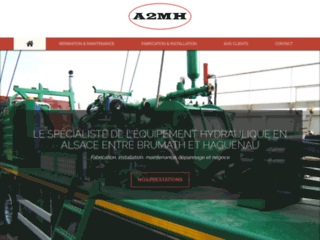 A2MH - Alsace Maintenance Hydraulique