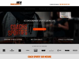 Coach sportif Paris et Ile de France - ABC Coach sportif