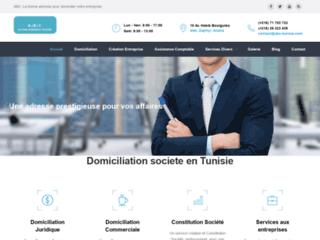 Domiciliation société Tunisie