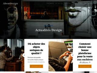 Détails : About Design