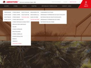 Détails : Fabriquant et installateur de stores