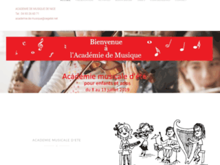 Academie de Musique de Nice