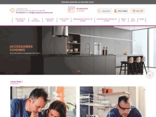 Aperçu du site Accessoires-Cuisines.com