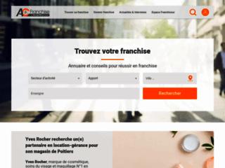 Ac Franchise TV: la web tv dédiée à la franchise