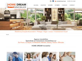 Détails : Home Dream Immobilier, l'agence immobilière de Six-Fours