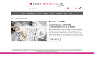 meuble au design contemporain