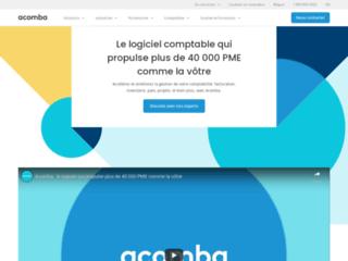 Acomba, logiciel de comptabilité pour PME