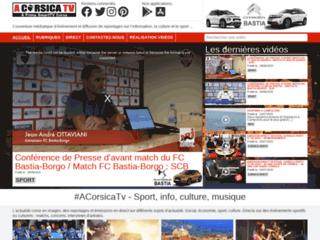 A Corsica TV