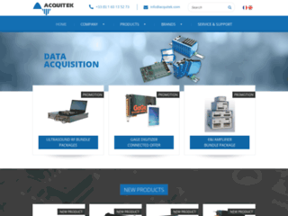 Solutions Provider for Data Acquisition