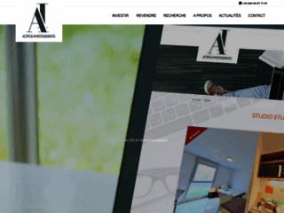 Capture du site http://www.actifs-et-investissements.com/
