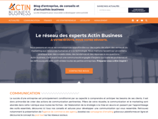 ACT IN BUSINESS