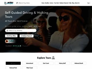 Boston Tour Guide App