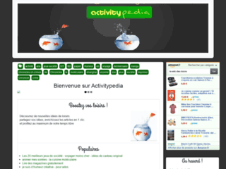 http://www.activitypedia.org