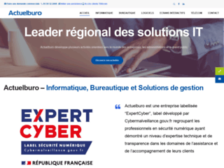 Actuelburo - Solutions Informatiques (Béarn, Landes, Pays Basque)