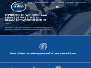 Détails : Alarme auto, Pièce Auto Distinction