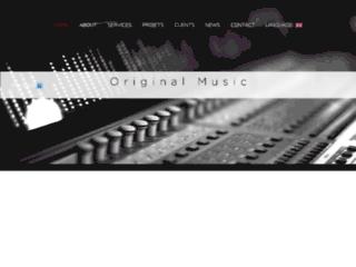Additive Production : musique originale, production exécutive pour l'audiovisuel, Sound design