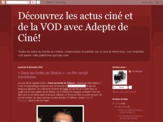 Adepte de ciné