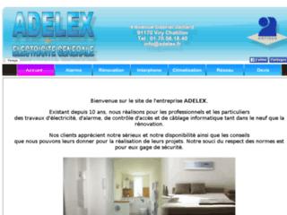 ADELEX - Electricité générale
