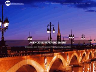Agence SEO ADF Référencement Bordeaux