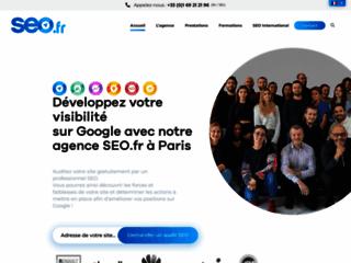 Aperçu du site Adifco.fr