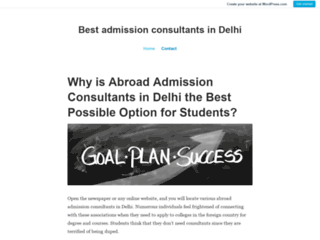 The Necessity of Abroad Admission Consultants in Delhi