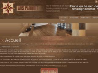 Détails : ADS Parquets : pour la pose de parquets à Asnières-sur-Seine