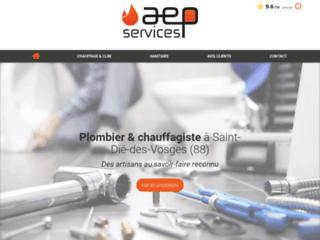 AEP Services - entreprise de chauffage, plomberie et sanitaire