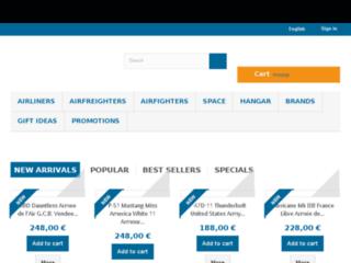 Boutique en ligne de d'avions de collection - Aero400 - Portail collectionneur Avions Miniatures 1/4