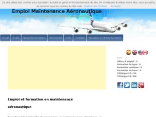 Industrie Aeronautique - constructeur maintenance