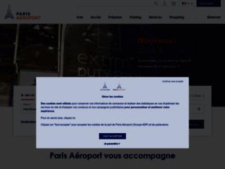 http://www.aeroportsdeparis.fr/passagers/acces
