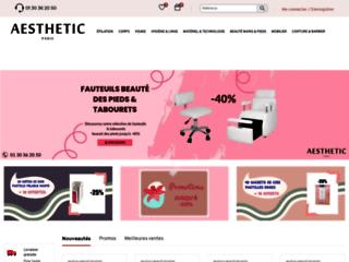Grossiste en produit esthétique en ligne