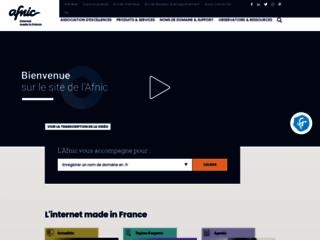 AFNIC.fr