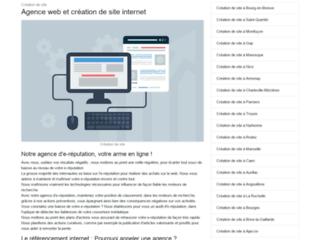 Capture du site http://aformaclic.fr