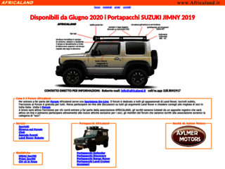 Forum Africaland -  Il primo forum di Land Rover in Italia