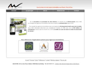 Applications mobiles agences immobilières