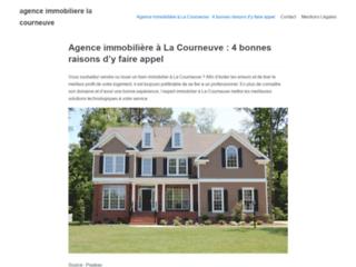 Détails : Agence Immobiliere La courneuve