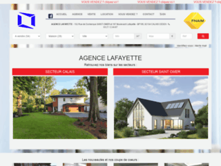 Agence lafayette immobilier agences for Agence immobiliere 62