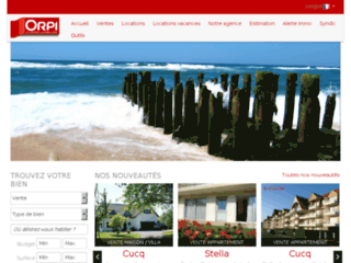 Agence immobilier agences immobili res pas de for Agence immobiliere 62