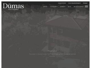 Détails : Agence Dumas : leader de l'immobilier à Beaulieu