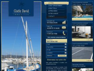 Gisele David Immobilier