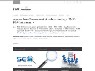 Capture du site http://www.agencereferencement-webmarketing.com/