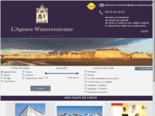 Agence wimereusienne immobilier agences immobili res for Agence immobiliere 62